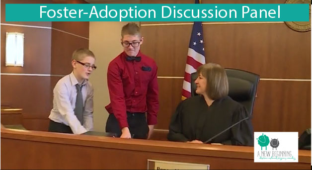Foster-Adoption Discussion Panel