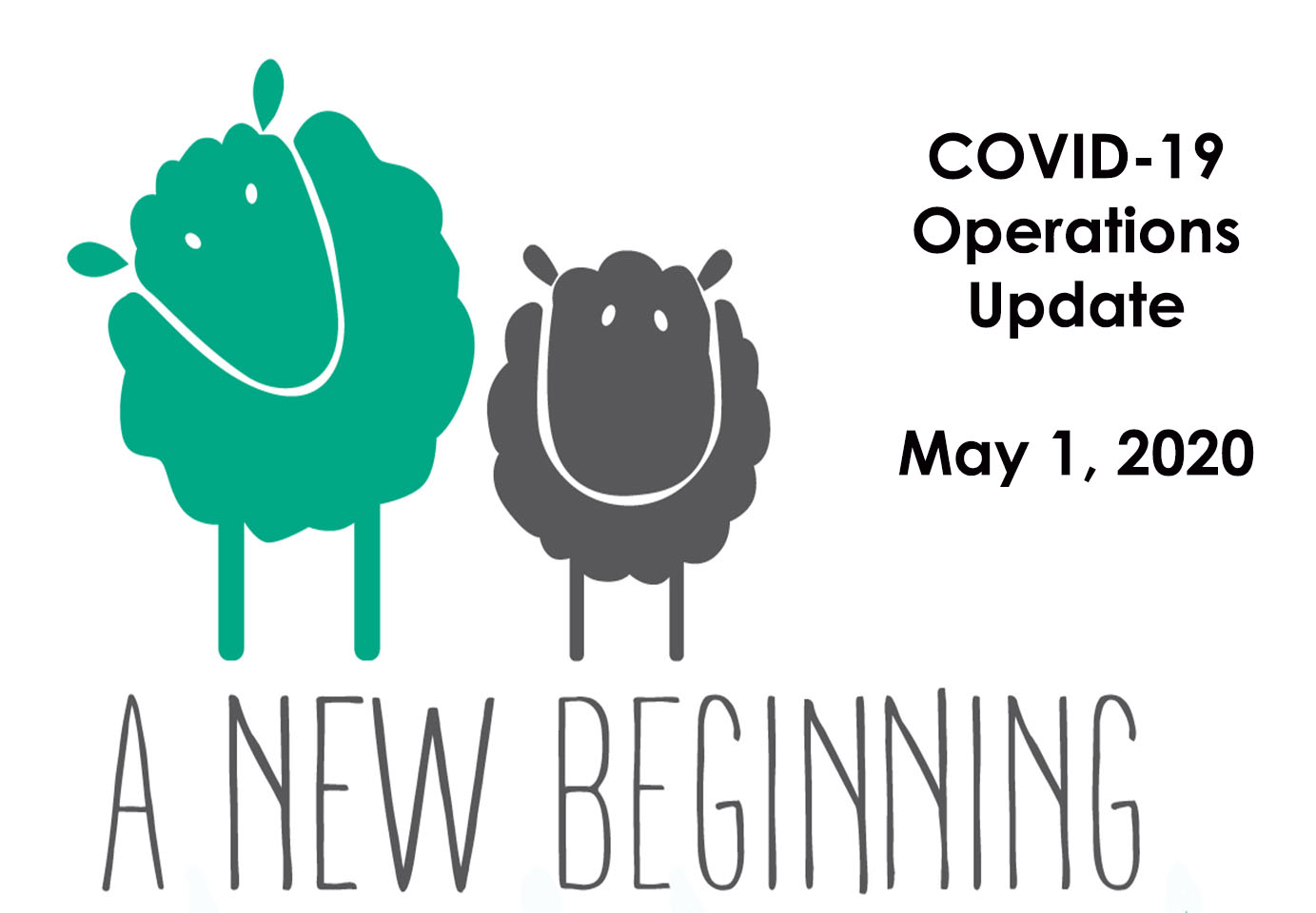 COVID-19 UPDATE May 1, 2020